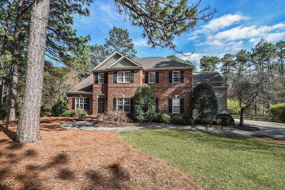 Pinehurst Single Family Home For Sale: 475 Tall Timbers Drive