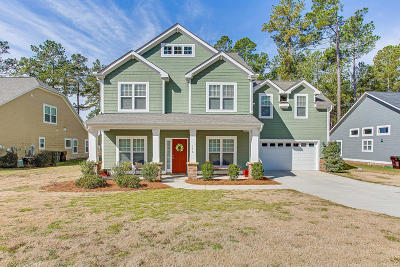Aberdeen Single Family Home Active/Contingent: 115 Leesville Loop