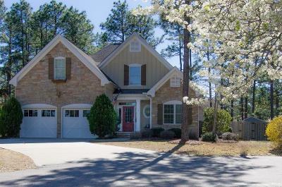 Pinehurst Single Family Home For Sale: 5 Wanamoisett Lane