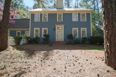 James Creek Single Family Home Active/Contingent: 109 Pettingill Place