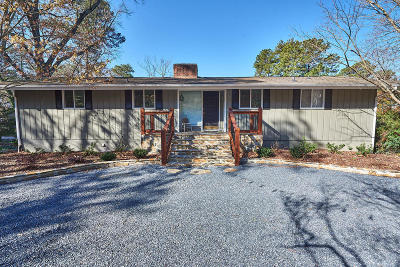 Whispering Pines Single Family Home Active/Contingent: 78 Pine Ridge Drive