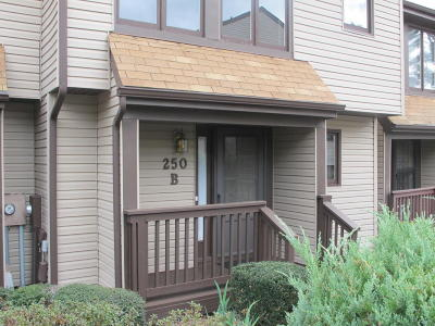 Pinebluff Condo/Townhouse Active/Contingent: 250-B Persimmon Drive