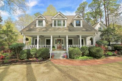 Southern Pines Single Family Home Active/Contingent: 210 S Weymouth Road