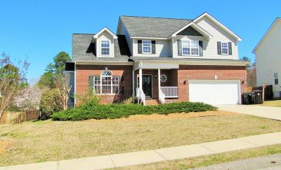 Aberdeen Single Family Home Active/Contingent: 1140 Magnolia