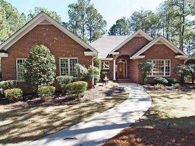 Pinehurst, Southern Pines Single Family Home For Sale: 29 Abington Drive