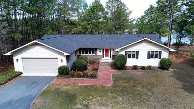 West End NC Single Family Home Active/Contingent: $465,000