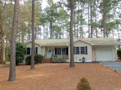 West End NC Single Family Home Active/Contingent: $165,000