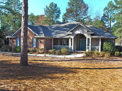 Foxfire Single Family Home Active/Contingent: 5 Pine Tree Terrace