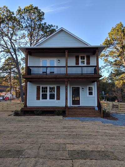 Southern Pines Single Family Home Active/Contingent: 414 Sheldon Road