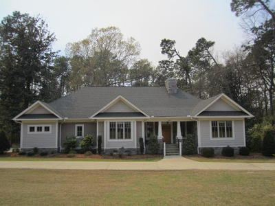 Southern Pines Single Family Home Active/Contingent: 484 Orchard Road