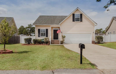 Fayetteville Single Family Home For Sale: 5524 Thackeray Drive