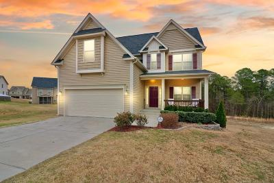 Cameron Single Family Home For Sale: 93 Quatrefoil Court
