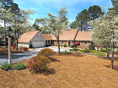Foxfire NC Single Family Home For Sale: $325,000