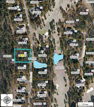 Pinehurst Residential Lots & Land Active/Contingent: 50 Kilbride Drive