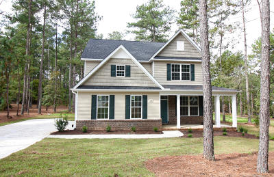 West End NC Single Family Home For Sale: $285,000