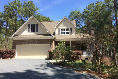 West End NC Single Family Home Active/Contingent: $325,000