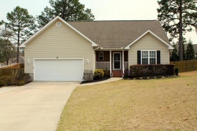 Pinehurst Single Family Home Active/Contingent: 10 Tyler Way