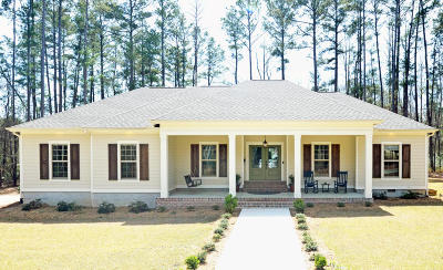 Whispering Pines Single Family Home Active/Contingent: 565 Airport Road