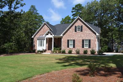 Pinehurst Single Family Home For Sale: 5 Lake Court