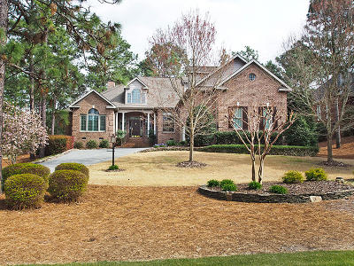 Southern Pines Single Family Home For Sale: 40 Talamore Drive