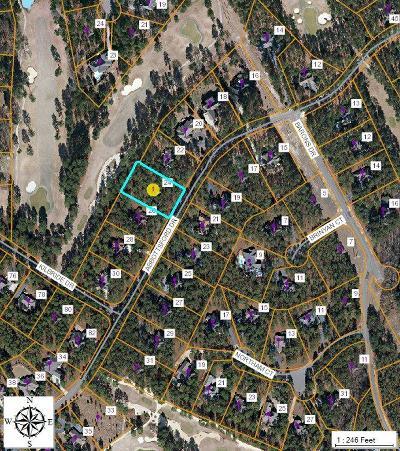 Pinehurst Residential Lots & Land Active/Contingent: 24 Abbottsford Drive