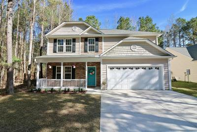 Vass Single Family Home For Sale: 448 Moss Pink Drive
