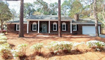 Whispering Pines Single Family Home Active/Contingent: 47 Pine Ridge Drive