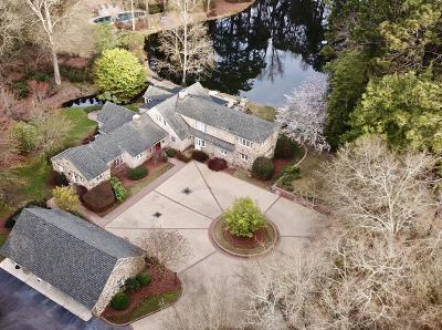 Southern Pines Single Family Home For Sale: 451 Old Mail