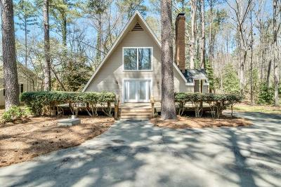 Whispering Pines Single Family Home Active/Contingent: 38 Lakeview Drive