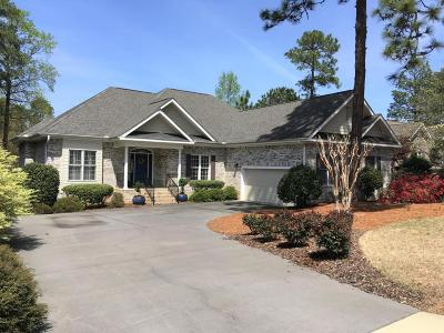Southern Pines Single Family Home For Sale: 19 McNish Road