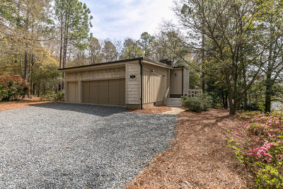 Pinehurst NC Single Family Home Active/Contingent: $209,800