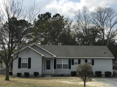 Aberdeen Single Family Home Active/Contingent: 140 Pecan Lane