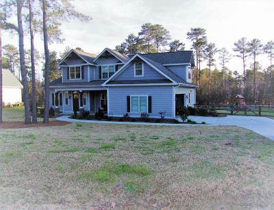 Whispering Pines Single Family Home Active/Contingent: 608 Herons Brook Drive