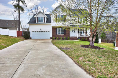 Cameron Single Family Home For Sale: 43 Ambrose Point