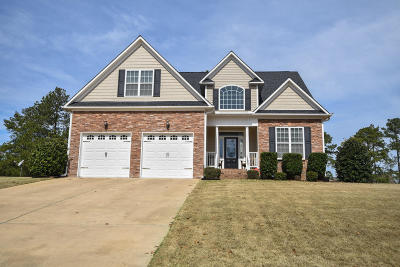 Cameron Single Family Home For Sale: 467 Green Links Drive