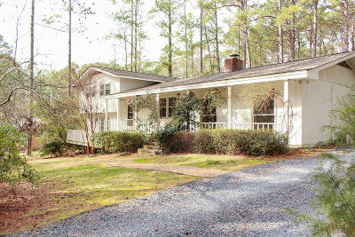 Pinehurst, Raleigh, Southern Pines Rental Leased: 460 S Bethesda Road