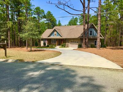 Southern Pines Single Family Home Active/Contingent: 320 Lupin Place