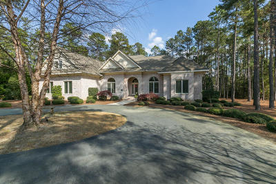 Pinehurst, Southern Pines Single Family Home For Sale: 12 Melfort Drive