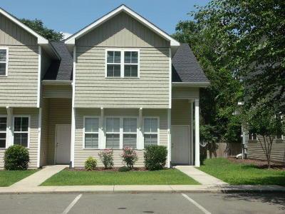 Southern Pines Condo/Townhouse Active/Contingent: 255 E Delaware Avenue #E