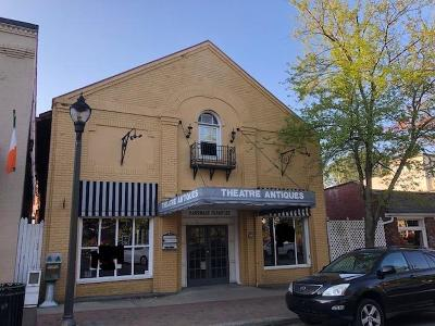 Commercial Lease For Lease: 143 NE Broad