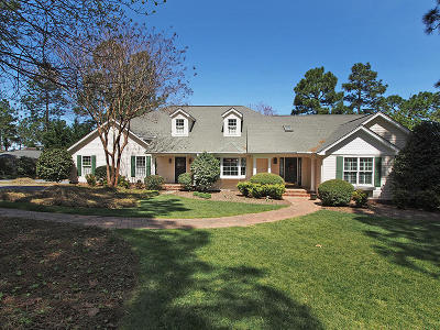 West End NC Single Family Home Active/Contingent: $625,000