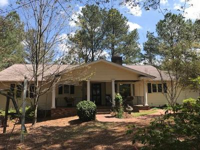 West End NC Single Family Home For Sale: $229,000