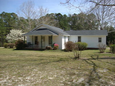 West End Single Family Home Active/Contingent: 191 Hardee Branch Road