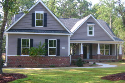 West End NC Single Family Home For Sale: $315,500