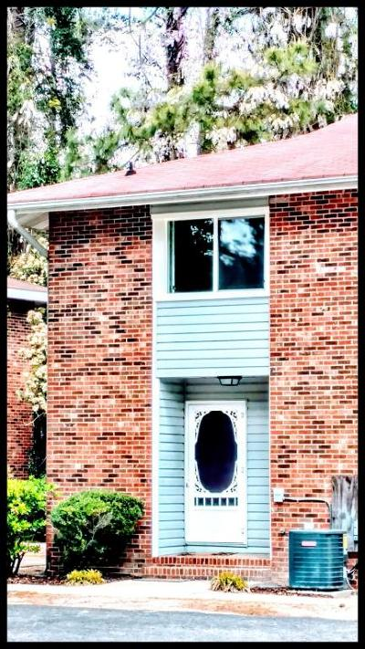 Southern Pines Condo/Townhouse For Sale: 365 W Illinois Avenue #9