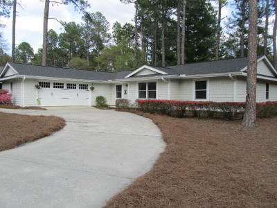 Pinehurst Single Family Home For Sale: 40 Tamarisk Lane
