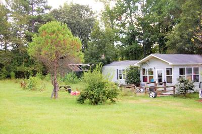 Vass NC Single Family Home For Sale: $69,900