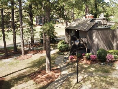Pinehurst Condo/Townhouse For Sale: 110 Golf Terrace