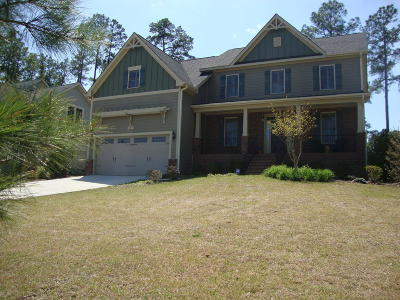Southern Pines Single Family Home For Sale: 80 Plantation Drive