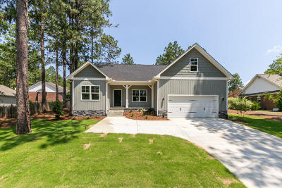 Pinehurst NC Single Family Home For Sale: $284,900